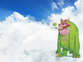 vmware_monster_on_cloud