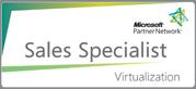 MSFT Sales Specialist Virtualization