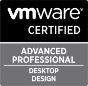 VMware Certified Advanced Professional Desktop Design (VCAP5-DTD)