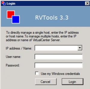 RobWare RVTools