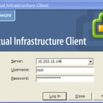 Virtual Infrastructure Client Opens Off Screen