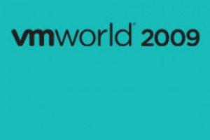 vmworld 2009 logo