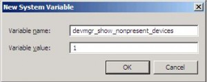 EnvVariable