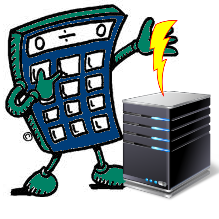 datacenter power calculator guy
