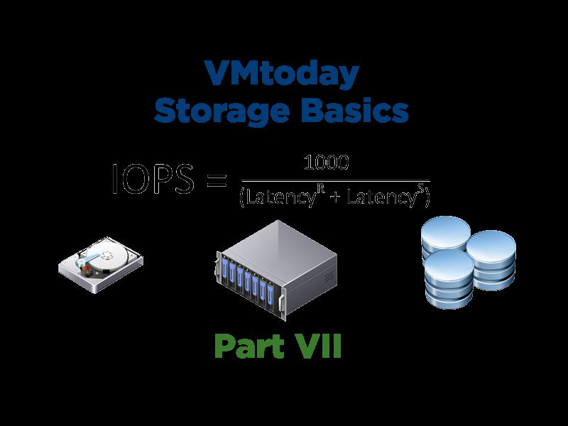 Storage Basics - Part VII: Storage Alignment - VMtoday