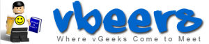 vBeers - Where vGeeks Come to Meet
