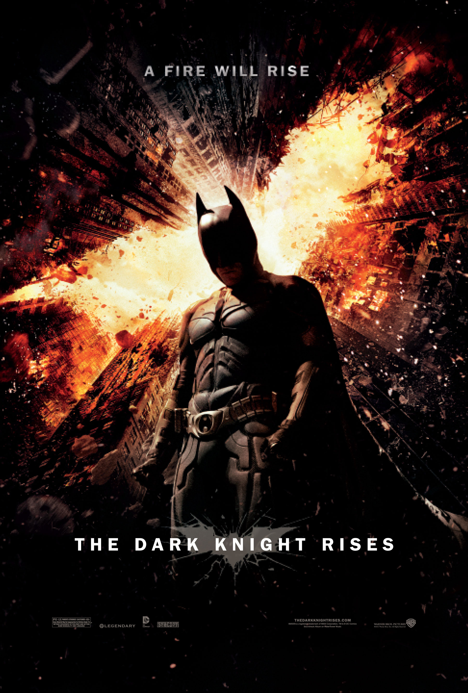 The Dark Knight A Rises a Day Early