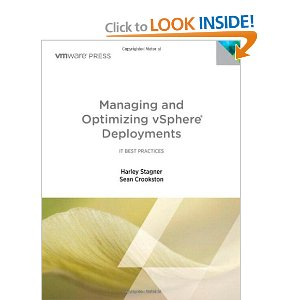 Managing and Optimizing VMware vSphere Deployments cover