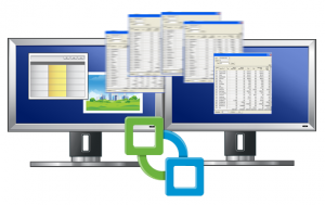 Multi-Monitor VMware View