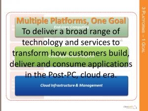 VMware Goal: IT Transformation