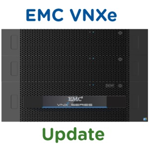 EMC Releases VNXe Update with SRM, Writeable Snapshots, Encryption and More!