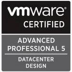 VMware VCAP5-DCD Logo