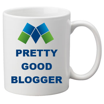 Pretty Good Blogger Mug