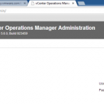 vCenter Operations Manager 5.7 – What's New and How to Upgrade