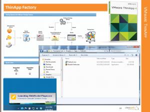 VMware ThinApp and ThinApp Factory