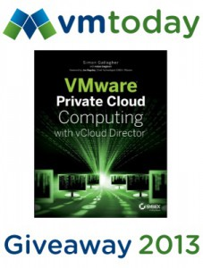 VMtoday Book Giveaway 2013