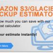 Backup to AWS S3 Calculator