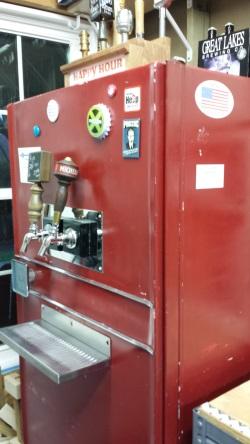 Universal Troubleshooting Accelerator Machine - Kegerator