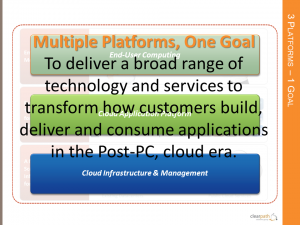 VMware Goal: IT Transformation