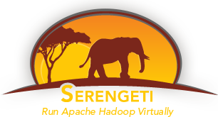 project serengeit apache hadoop vm