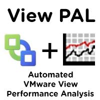 VMware View Performance Analysis of Logs (PAL) Utility