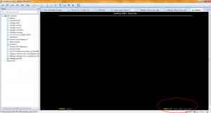 SHIFT+O Edit Boot Options VMware ESXi