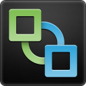view android icon