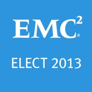 EMC Elect 2013 Logo