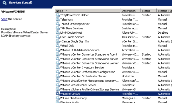 vmware vcmsds services local resized 600