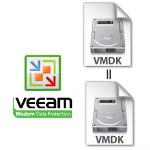 Veeam VMDK with same UUID